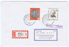 BERLIN, Mi. 172 Bund 291, Orts-R-Offenbach 9.7.58