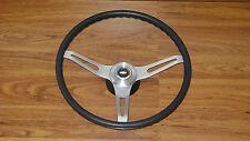Comfort Grip Steering Wheel Kit Black Cushion 3spoke 67-8 Camaro Chevelle Impala