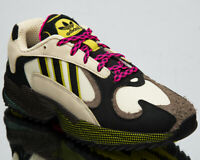 adidas Originals Yung-1 Men's Sand Black Pink Lifestyle Casual Sneakers Shoes
