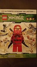 Ultimate Sticker Collections: Lego Ninjago by Dorling Kindersley Publishing...