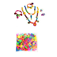 100PCS/SET Pop Beads Pop Arty DIY Jewelry Kid Toy Snap together Children Newest