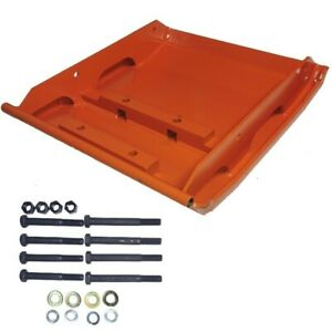 MBW Plate Compactor GP/AP 2000 Bottom Plate Kit