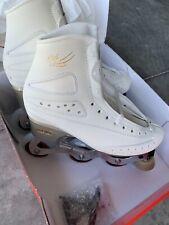 Edea Fly Inline Roller Snow White Frames (pic Skate)