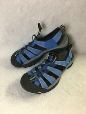 Keen Size 10 Mens Newport Shoes Blue Sport Sandals Hiking Outdoors Slip On