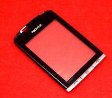 ORIGINALE Nokia Asha 300 Touch Screen Display Vetro Digitizer INK AURICOLARE tasti