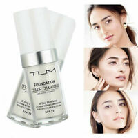 Magic Color Changing Foundation TLM Makeup Change To Your Skin Tone Super Hot