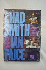 Chad Smith & Ian Paice (DVD, 2005)