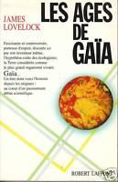 Livre les ages de Gaïa ames Lovelock book
