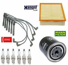 Tune Up Kit Spark Plug Wire Set  Filters for Audi A6 Quattro V6; 2.8L 1999-2001