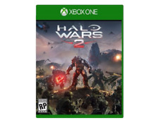 Xbox One Halo Wars 2 Video Game Factory Sealed