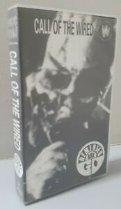 Demented Are Go - Call Of The Wired VHS Tape - Limited No. 804 Psychobilly RARE