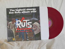 The Ruts ‎– Live At Deeply Vale 1978   (Vinyl, Album) Limited Edition, Numbered