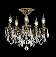 Unbranded traditional chandeliers ceiling fixtures ebay semi flush mount aloadofball Images