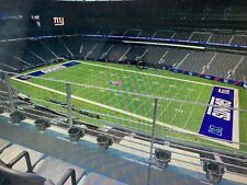 New York Giants Personal Seat License (PSL)- 2 seats- Section 310, Row 2