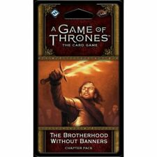 A Game of Thrones LCG Brotherhood Without Banners Chapter Pack - New & Sealed