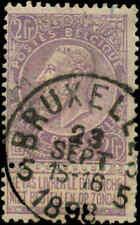 Belgium Scott #74 Used