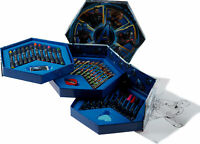 Marvel Avengers Hexagon 3 Tier 40 Piece Art Colouring Box Case Gift Set