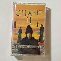 Chant II Cassette Tape Benedictine Monks Santo Domingo de Silos Catholic