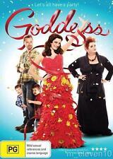GODDESS : NEW DVD