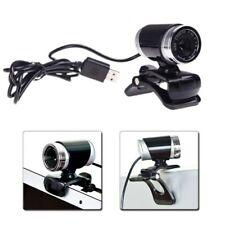HD Webcam 1080P Kamera USB 2.0 Mit Mikrofon für PC Laptop Computer Mac
