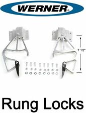 Werner 28 5 Replacement Rung Lock Kit Fiberglass Extension Ladder Parts