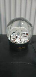 Chanel CC Snow Globe Rare Vip GIFT