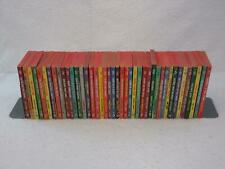 Lot of 42 Vintage HARLEQUIN ROMANCE Red Edge 1960s 50 Cent Prices