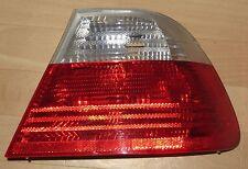 BMW 3er E46 Coupe Rücklicht Rückleuchte back rear light rechts 63218383826 Neu