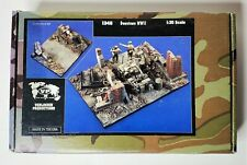Verlinden Productions - 1348 Downtown WWII 1:35 Scale - NEW Made in USA