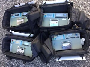 A lot Of 4 Genesis Blood Collection Mixer CM735 (A) w/ Original Battery