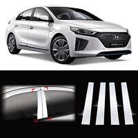 B Pillar Molding 4p For 2016 2017 Hyundai Ioniq