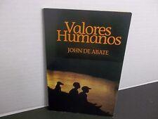 Valores Humanos JOHN DE ABATE