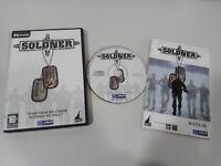 Soldner Secret Wars Jeu De PC Espagnol Cd-Rom Jowood Wings