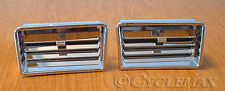 GOLDWING  GL1800 Chrome Lower Vents (52-642) MADE BY SHOW CHROME
