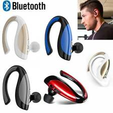 Wireless Earphone Bluetooth Headset Handsfree For Samsung iPhone Huawei Android
