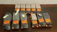 Realtree Socks Wool Blend Lot Of 16 Pairs Size M L XL With Silvadur Hunting New
