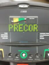 Precor - 9.33 Treadmill Display Console Panel, Tested, Works