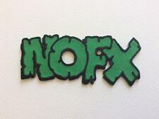 M084 // ECUSSON PATCH AUFNAHER TOPPA / NEUF / NOFX 10*4 CM