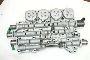 Range Rover L322 TD6 BMW X5 GM AUTOMATIC GEARBOX VALVE BODY WITH SOLENOIDS