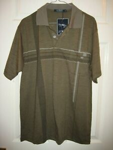 "NWT Mens Polo Shirt size M (42"" chest) by J J Willis"