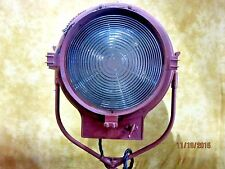 Antique Mole Richardson Solarspot Model 416 10 Kw Spotlight Ex Warner Brothers