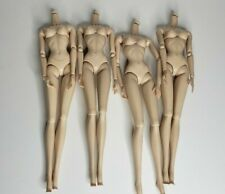 Fashion Royalty LOT of 4 FR bodies, different skintones Integrity Toys