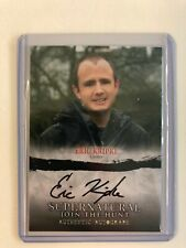 Cryptozoic Supernatural Seasons 1 - 3 Autograph Card A20 Eric Kripke Creator