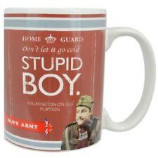 Official Dads Army Stupid Boy Mug