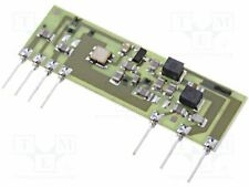 TX-SAW-MID-3V//CS módulo RF am Transmisor Am ook 433.92 MHz 3VDC 5.5 mA Aurel