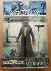 The Matrix Morpheus Action Figure Sealed (1999) Ex Cond