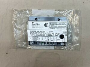 Robertshaw SP 845 NL-3-L Ignition Control Module 100-00834-32 24vac