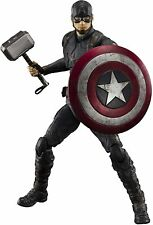 SH.Figuarts Captain America Final Battle Edition Avengers Endgame Figure PRESALE