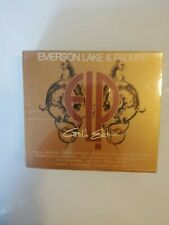 EMERSON LAKE & PALMER - GOLD EDITION (EDEL 0184912NUN) SEALED BOX 3  CD