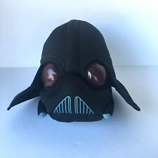 """Star Wars Angry Birds DARTH VADER 8"""" Pig Plush Toy NWOT"""